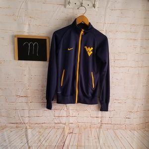 Nike West Virginia University Dri Fit Jacket